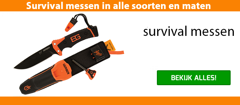 Survival messen