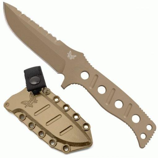 Benchmade Adamas Fixed Blade