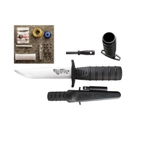 Cold Steel Survival Edge Black