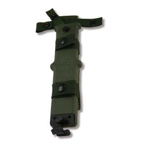 Ontario Knife OKC 10 Tanto Bayonet Green Sheath