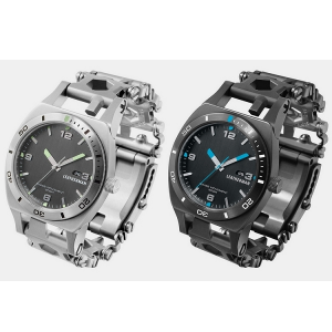 Leatherman Tread TEMPO horloge