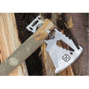 klecker Klax Lumberjack met stok