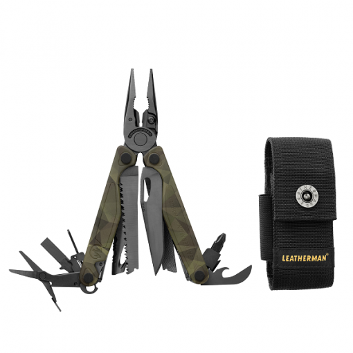 Leatherman Charge + Forest Camo