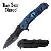 Dark Side Blade Dragon Eye Blue