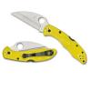 Spyderco Salt2 Wharnecliffe Yellow C88PWCYL2
